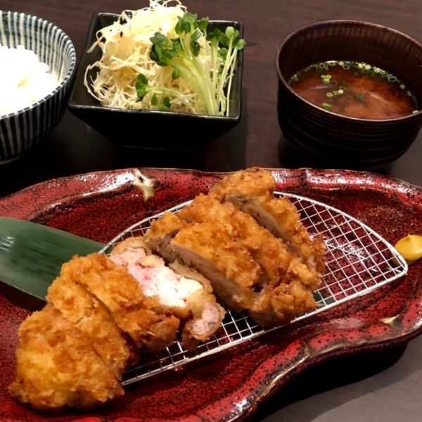 Itoshima fillet pork cutlet(170g)